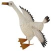 <strong>La Hacienda</strong> Steel Flapping Duck Figurine
