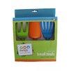 Twigz 3 Piece Kids Hand Gardening Tools Set