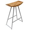 "Tronk Design Roberts 24"" Bar Stool with Inlay"