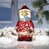 <strong>DecoFlair</strong> Figurine Santa Luminary Light Christmas Decoration