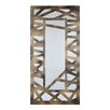 Selections by Chaumont Criss Cross Design Decorative Mirror
