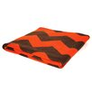 Pur Modern Jones Jacquard Cotton Throw