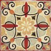 Evive Designs Bohemian Rooster Tile Square II by Daphne Brissonnet Painting Print