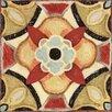 Evive Designs Bohemian Rooster Tile Square IV by Daphne Brissonnet Painting Print