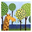 <strong>Evive Designs</strong> Jungle Fun III Paper Print