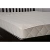 <strong>Bio Sleep Concept</strong> Washable Quilted Cotton Crib Mattress Pad