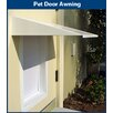PlexiDor Universal Pet Door Awning
