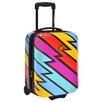 """Loudmouth Luggage Captain Thunderbolt 18"""" Hardsided Suitcase"""