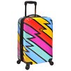 "Loudmouth Luggage Captain Thunderbolt 22"" Hardsided Carry-On Spinner Suitcase"