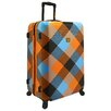 """Loudmouth Luggage Microwave 29"""" Hardsided Carry-On Spinner Suitcase"""