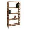 OSP Designs Hayden 5 Level Folding Shelf