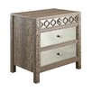 OSP Designs Helena 3 Drawer Cabinet