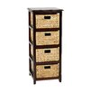 "<strong>OSP Designs</strong> Seabrook 15.5"" Storage Unit"