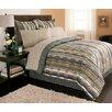 Royale Linens Brett Comforter Set