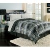 Royale Linens Jameson Comforter Set