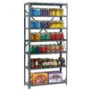 "Edsal-Sandusky Hom-E-Quip 60"" H Steel Five Shelf Canning Shelving Unit"