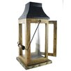 <strong>Acacia Wood and Metal Lantern</strong> by Timbergirl