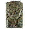 Timbergirl Vintage Maharaja / Maharani Face Wall Décor