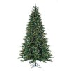 <strong>Sterling Inc.</strong> 7.5' Green Longwood Pine Christmas Tree with 600 Multi Lights with Stand