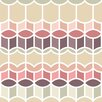 "Salty & Sweet ""Pastel Pattern 2"" Graphic Art on Canvas"