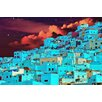 "Salty & Sweet ""Hillside At Midnight"" Canvas Art"