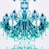 "Salty & Sweet ""Tiffany Crystal"" Graphic Art on Canvas"
