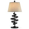 "ORE Furniture Modern Twist 32"" H Table Lamp with Empire Shade"
