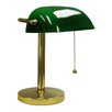 "ORE Furniture 12.5"" Bankers Table Lamp"