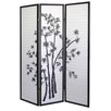"<strong>ORE Furniture</strong> 70"" x 51"" Bamboo 3 Panel Room Divider"