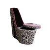 ORE Furniture High Heels Storage Side Chair