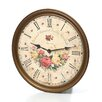 "<strong>Howard Miller®</strong> Moment In Time Savannah Botanical VII Quartz 15"" Wall Clock"