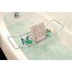 <strong>Better Bath</strong> Stainless Steel Cross Tub Caddy