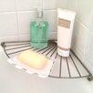 Better Bath Fluid Bathtub Corner Shelf