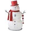 Midwest Seasons Display Paperpulp Snowman