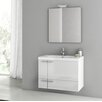 "ACF Bathroom Vanities New Space 31"" Bathroom Vanity Set"