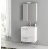"ACF Bathroom Vanities New Space 22"" Single Bathroom Vanity Set"