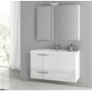 "<strong>ACF Bathroom Vanities</strong> New Space 39"" Bathroom Vanity Set"