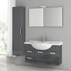 "ACF Bathroom Vanities Phinex 39"" Vanity Set with Single Sink"