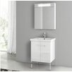 "<strong>ACF Bathroom Vanities</strong> New York 22"" Bathroom Vanity Set"