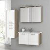 "ACF Bathroom Vanities Nico 33"" Single Bathroom Vanity Set"