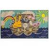 Stylehaven Reverie Noah's Ark Blue/Gray Area Rug