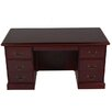 Furniture Design Group Brunswick Executive Desk with File Drawer