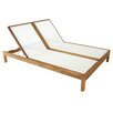 OASIQ Hamilton Double Chaise Lounge