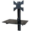 "<strong>Mount-it</strong> Fixed Wall Mount for 23"" - 42"" LCD/Plasma/LED"