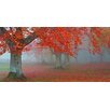 <strong>Arboles Rojos by Juan Antonio Palacios Painting Print on Canvas</strong> by Art Effects