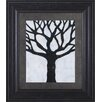 <strong>Art Effects</strong> Batik Arbor I and II by Andrea Davis Framed Painting Print
