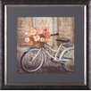 <strong>Art Effects</strong> Meet Me at Le Café II by Danhui Nai Framed Painting Print