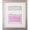 <strong>Art Effects</strong> Twilight I by Caroline Gold Framed Painting Print