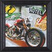 <strong>Art Effects</strong> 'Highway 101' by Ray Foster Framed Graphic Art