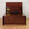 OSP Furniture Sonoma U-Shape Desk Office Suite